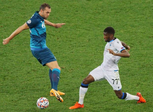 «Зенит», конечно, не Дортмунд, но все равно выше классом на данный момент. Поэтому ничья будет успехом», - бельгийские болельщики о перспективах «Брюгге»
