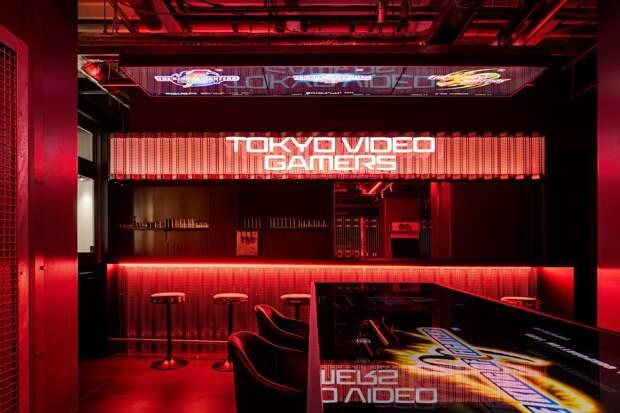 В Токио открывается первый в Японии официально лицензированный бар видеоигр