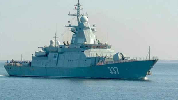 """Корвет """"Гремящий"""" и две """"Варшавянки"""" вошли в Индийский океан для битвы за Тайвань?"""