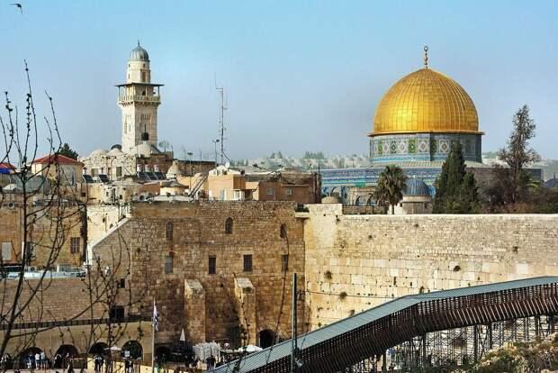 В Иерусалиме осудили строительство новой синагоги в арабской части