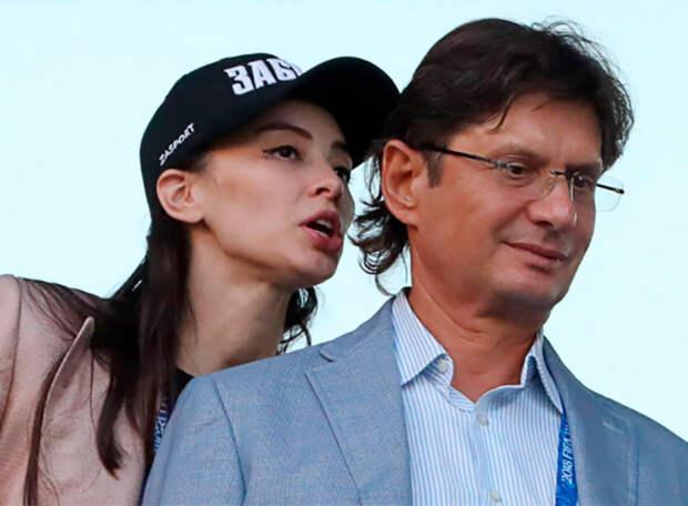 Зарема Салихова узаконила взаимоотношения со «Спартаком», «Лукойл» усилил позиции в клубе Федуна