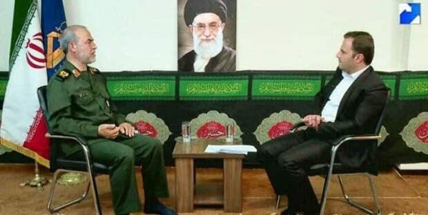 КСИР Ирана: Американцы непокинут Персидский залив живыми вслучае войны