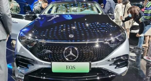 Почему в Mercedes EQS установлены не камеры, а обычные зеркала