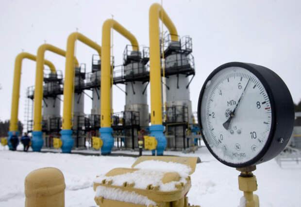 экспорт газа Газпром