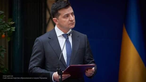 Зеленский решил разогнать Конституционный суд Украины