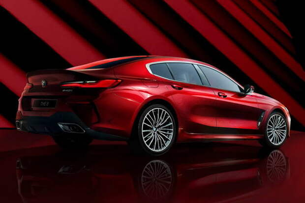 BMW начала продажи «коллекционных» 8-Series Gran Coupe