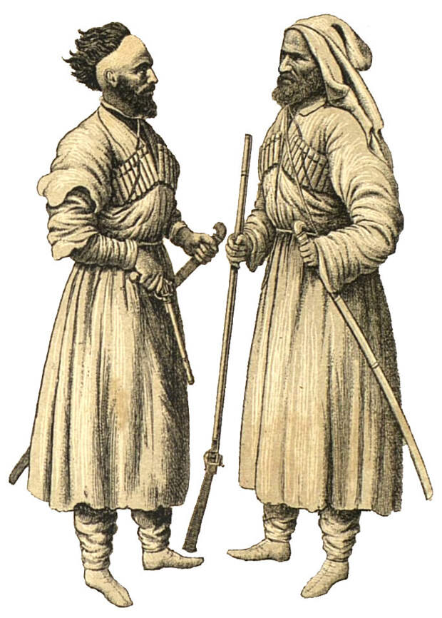 Горцы Абхазии