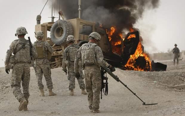 В случае победы Байдена, оккупация Афганистана продолжится