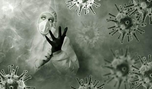 Почти 400 смертей зафиксировано за минувшие сутки в России от коронавируса