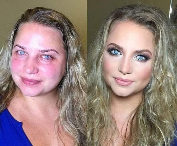 Сила макияжа: 23 впечатляющих примера