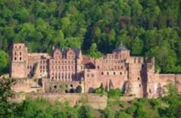В Гейдельбергском замке начался музыкальный фестиваль