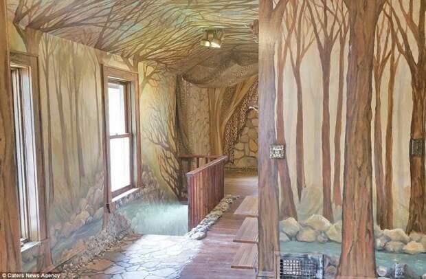 Женщина 35 лет посвятила украшению своего дома