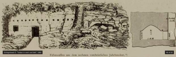 """Schlagintweit E. """"Indien in wort und bild"""", 1880"""