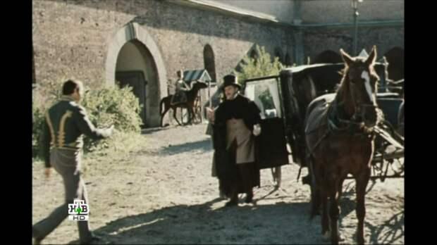 по местам съемок фильма О бедном гусаре замолвите слово (1980).