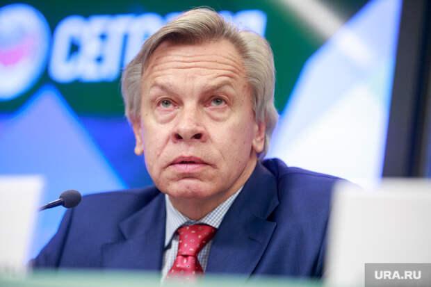 Пушков объяснил, зачем Байдену личная встреча сПутиным