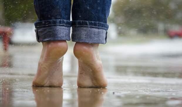 В Ростове-на-Дону пойдет сильный  дождь в понедельник 20 сентября