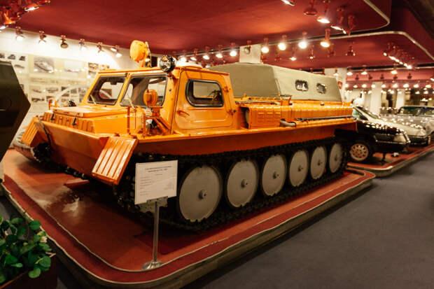 Музей ГАЗ