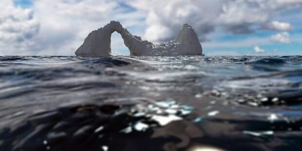 Бомба замедленного действия: под Северным Ледовитым океаном нашли залежи парникового газа