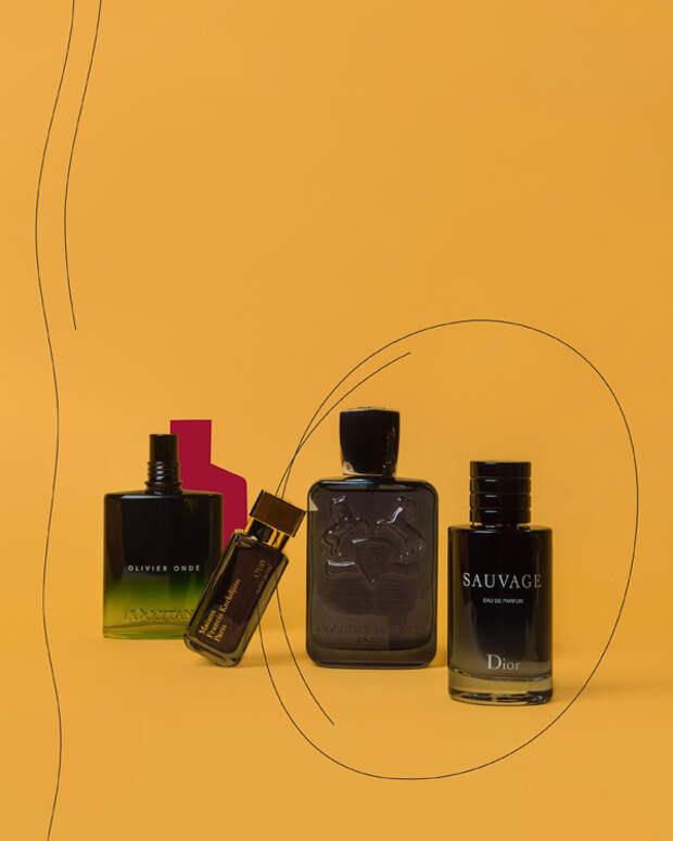 Четыре комнаты: парфюмерные новинки весны в арт-съемке HELLO!