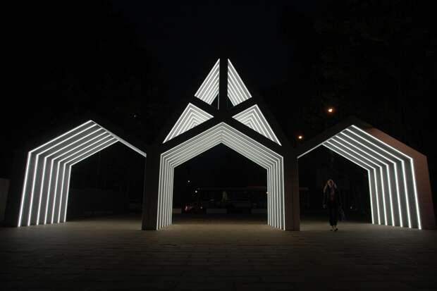 Новая концепция освещения в городе: экологичность, комфорт и эстетика