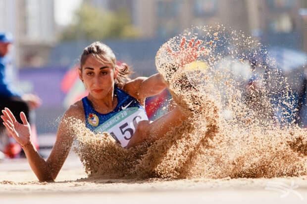Кубанские легкоатлеты завоевали девять золотых медалей на чемпионате России