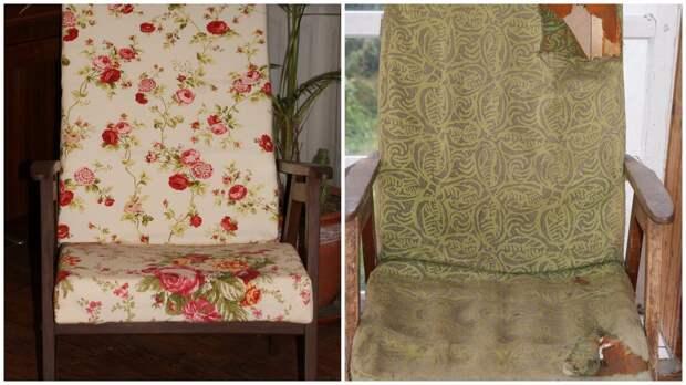 Реставрируем старое кресло: что обязательно нужно знать и предпринимать?