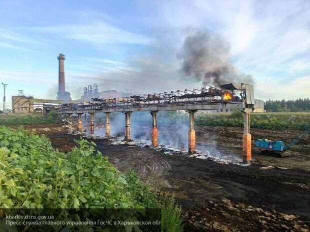 Харьковчане задыхаются от кокса: ХКЗ ставит область на грань экологической катастрофы