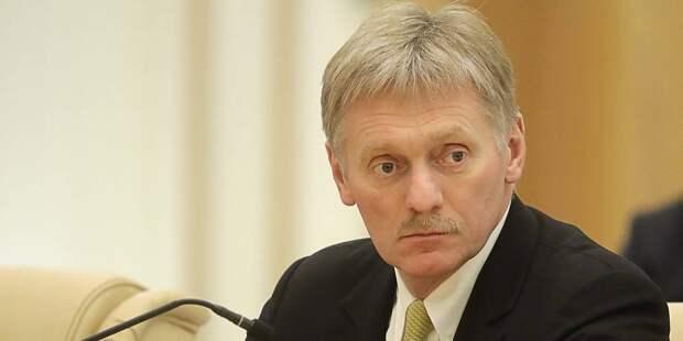 Песков оценил эффективность российских вакцин