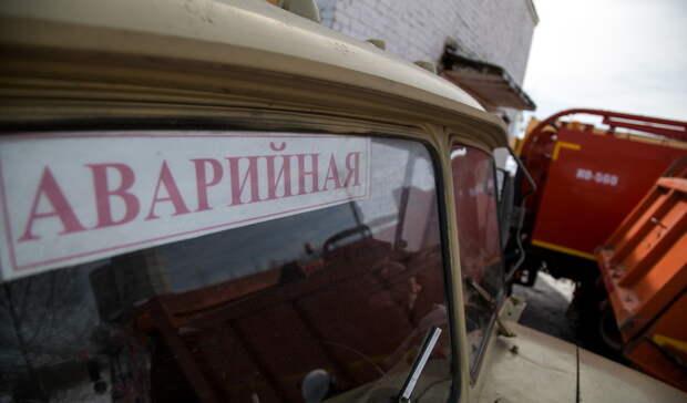 В Новотроицке без холодной воды вторые сутки остаются 26 домов