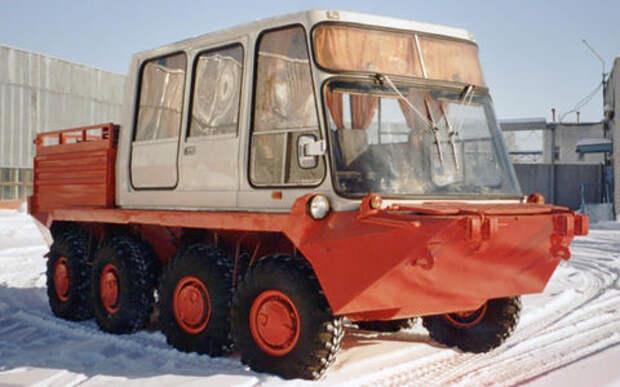 Москвич-кабриолет, «бутерброд» в Жигулях, автобус-бронетранспортер и другие чудеса автопрома