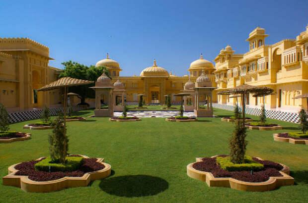 лучшие отели Удайпур