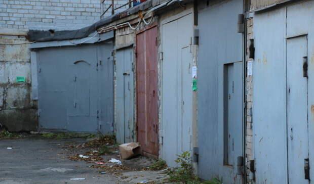 Незаконные гаражи снесут в Советском районе Волгограда