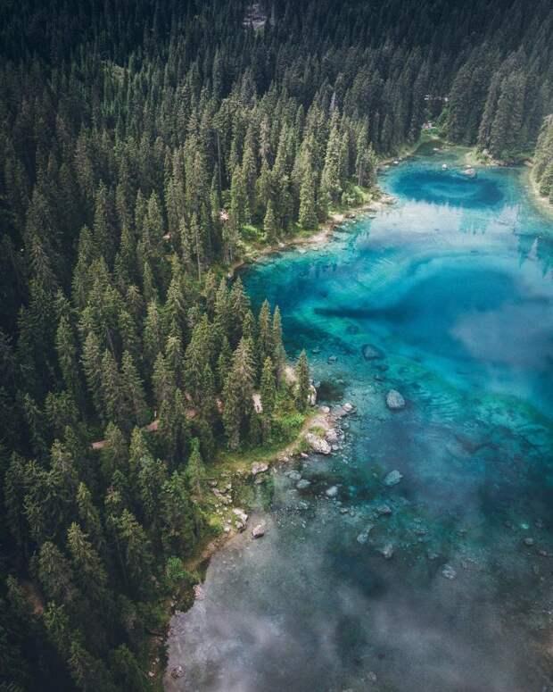 Фантастические тревел-снимки нашей потрясающей планеты