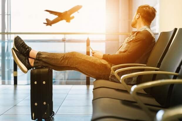 Пьяный россиянин покусал пассажиров аэропорта Шереметьево