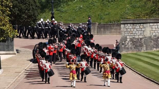 Украинские СМИ нашли «русский след» в похоронах принца Филиппа