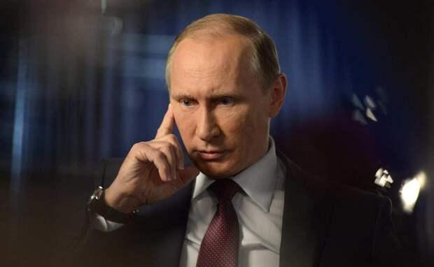 Baijiahao: принятый в критический момент указ Путина осадил силы НАТО в Черном море
