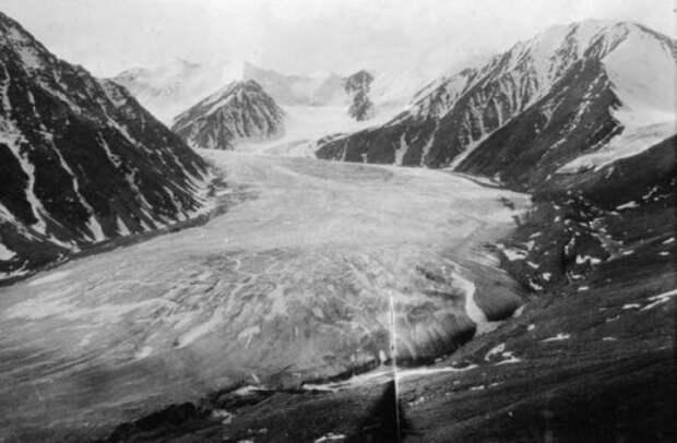 "Снимки ""тогда и сейчас"", демонстрирующие изменение климата на Земле (18 фото)"