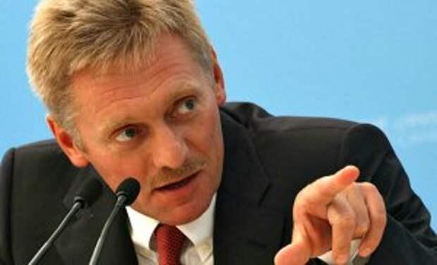 В Кремле настаивают, что Киев должен выполнять минские соглашения или признать свою неспособность это сделать