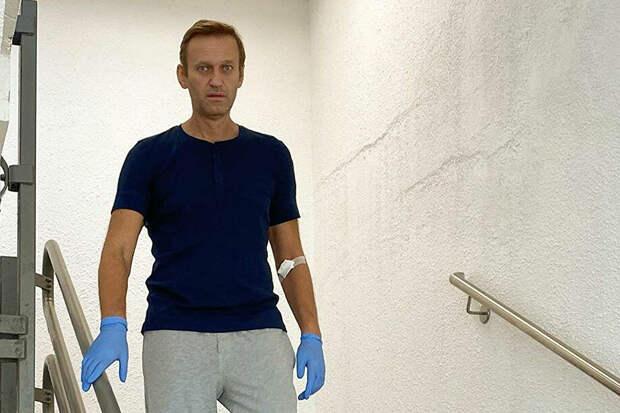 Россия вводит санкции против Германии и Франции из-за ситуации с Навальным