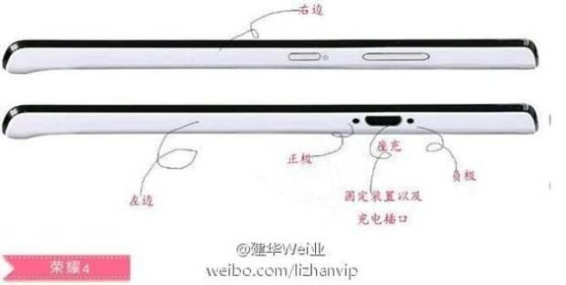 Фото готовящегося флагманского смартфона Huawei Mulan