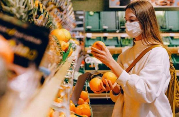 Нужно ли дезинфицировать продукты, купленные в магазине