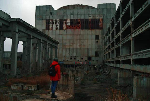 Крымская АЭС сегодня