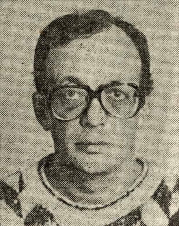 Леонид Вениаминович Володарский (фотография середины 1970-х)