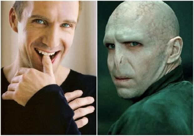 Умелый «камуфляж»: 21 яркий образ знаменитых актёров, которых грим изменил до неузнаваемости