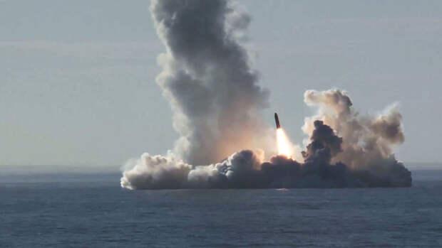 «Эта ракета будет последним, что вы увидите»: русская «Булава» до смерти напугала американцев