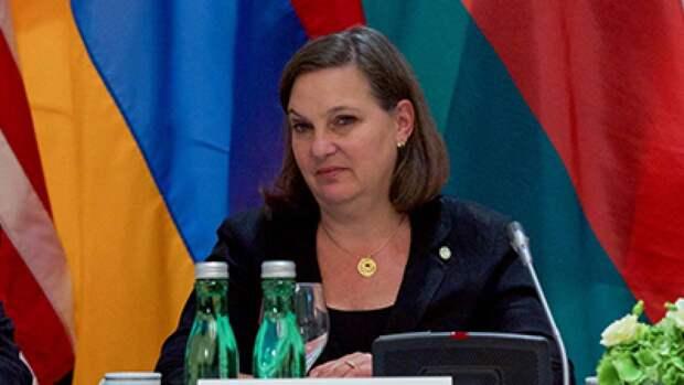 Замгоссекретаря США Нуланд указала на конструктивность переговоров в МИД России