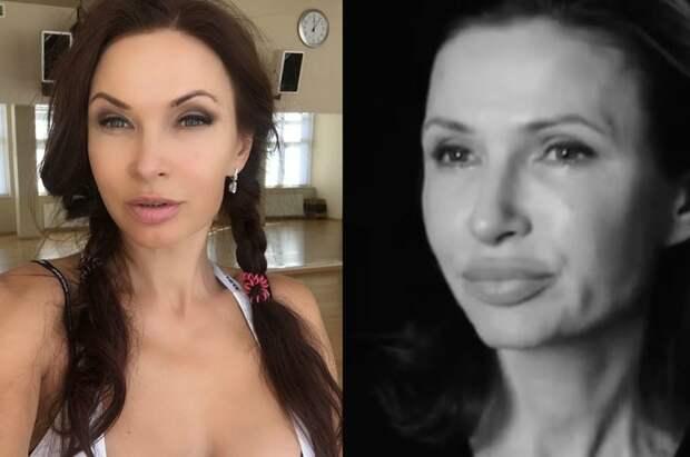 48-летняя Эвелина Бледанс показала себя «без макияжа и прикрас»