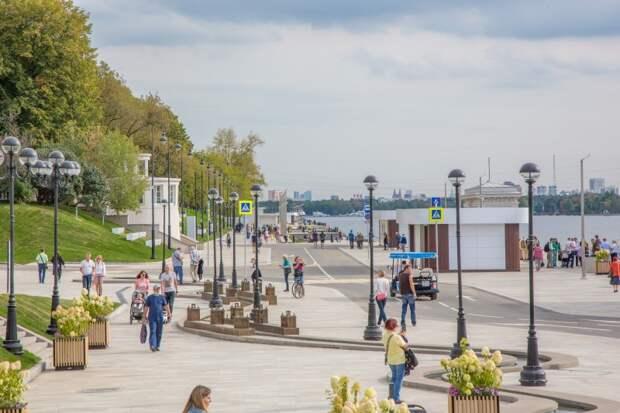 Почти как в кино:  посмотрели Северный речной вокзал и его окрестности