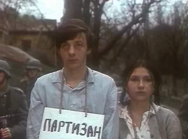 """Сергей Иванов в фильме """"Волны чёрного моря"""""""