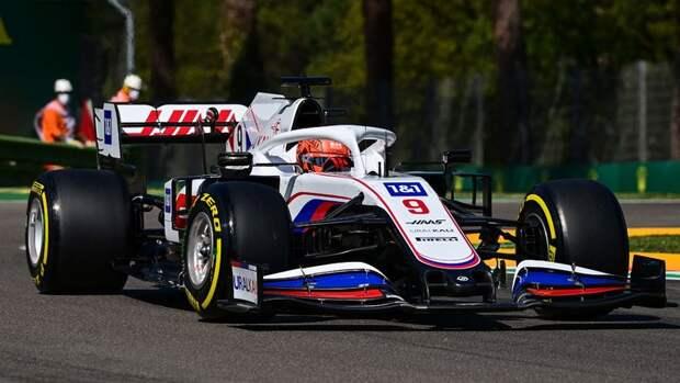 Мазепин непрошел вовторой сегмент квалификации «Гран-при Эмилии-Романьи»